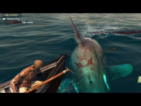 ловля кита в гта 5