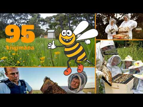 Bee a Varroa Vigilantee with a Vengence – KM095