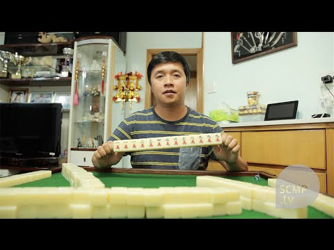 How this Hong Kong man becomes mahjong world champion
