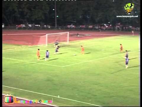 ชอตเด็ด สุโขทัย FC vs ลำปาง FC