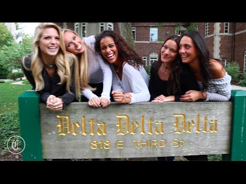 Indiana University : Tri Delt - 2016 Recruitment Video
