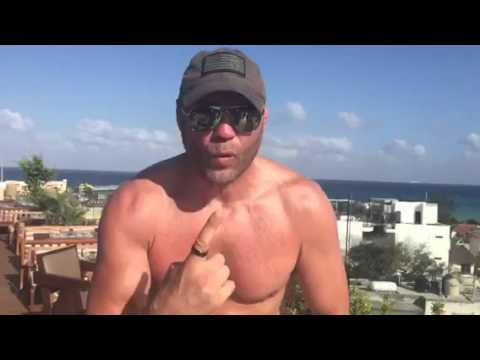 Randy Couture does the 22Kill pushup challenge!
