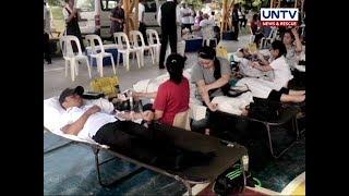 50 bags ng dugo, nai-donate ng MCGI Central Cavite Chapter sa PHL Blood Center