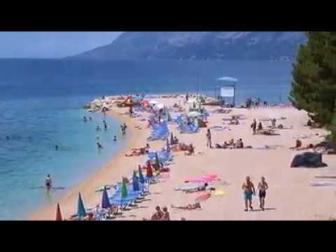 Makarska Riviera Beaches 2017  - Best beach in Makarska Croatia
