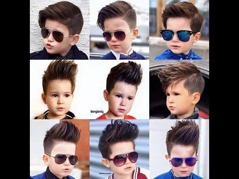 Children Haircut Handsome And Cute Model Rambut Anak - Gaya rambut anak laki laki sd