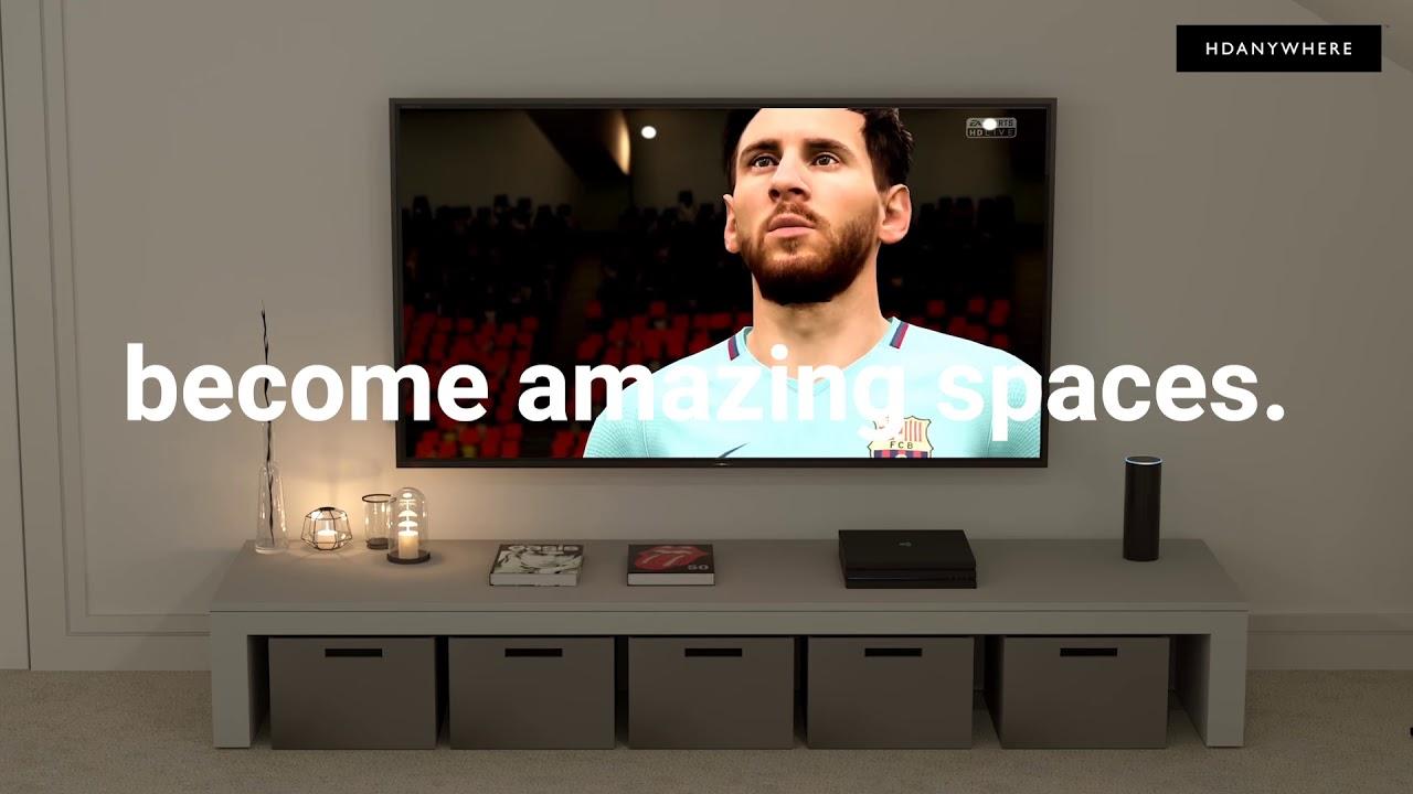 Multi-Room TV Distribution - MountMyTV