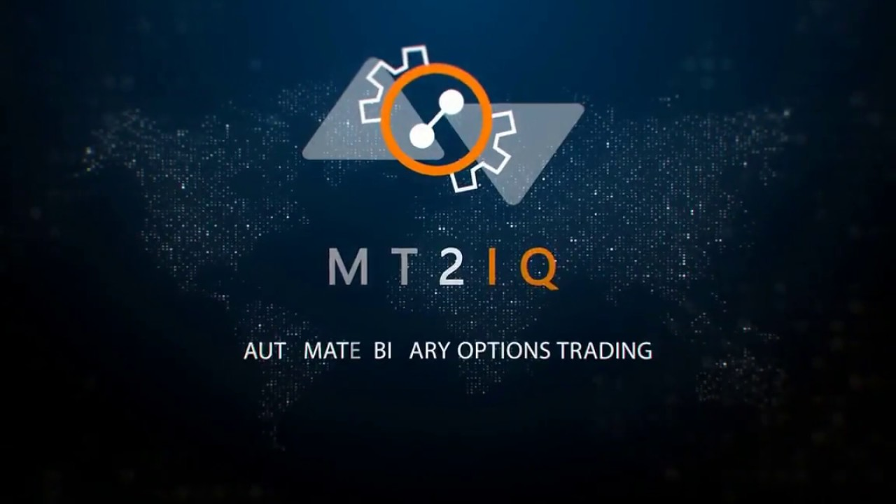 Automated trading on IQOption directly from MetaTrader - My
