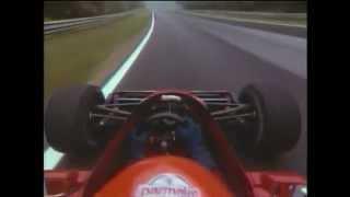Niki Lauda - Circuito de Zolder, Gran Premio de Bélgica - Brabham Alfa Romeo BT46