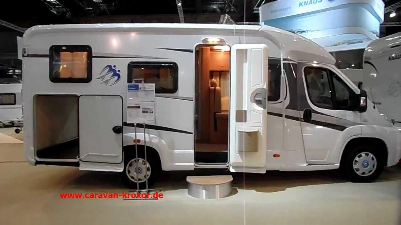 Knaus Van Ti 600 Mg 2012 Youtube