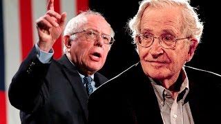 Noam Chomsky On Bernie Sanders