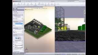 Video Process and Plant Design with SolidWorks 3D CAD Solutions download MP3, 3GP, MP4, WEBM, AVI, FLV Juli 2018