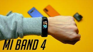 Xiaomi Mi Band 4 – подробный обзор. Как расширить базовые возможности?