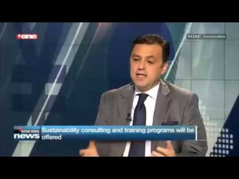 Diamond Innovation Center   The Sustainable City   Emirates News Interview
