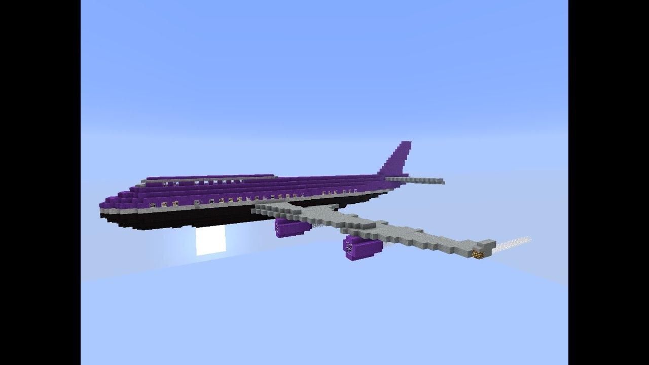 Как сделать самолет майнкрафт 1.5.2 фото 68