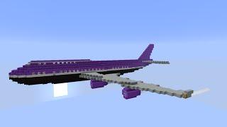 Как сделать работающий самолет в Minecraft без модов!(Он летает!!! Даже командные блоки не нужны! Vk: https://vk.com/public56770726 Блог: https://www.youtube.com/channel/UCyirjTmPqEIEQjv..., 2015-05-15T14:03:07.000Z)