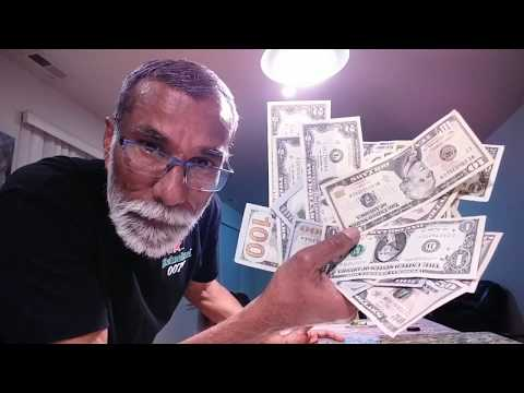 American dollars/ American currency/US Dollars