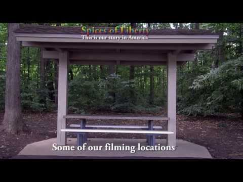 Spices of Liberty Movie - Some of our Locations