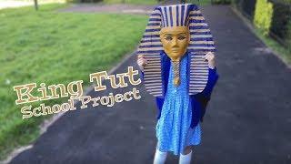 King Tutankhamun School Project