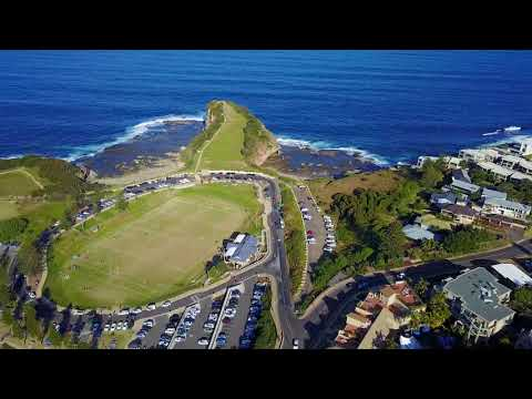 Terrigal shot by Drone