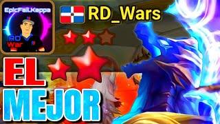 The Dominican Master Of CC Cleave [RD_Wars] - Summoners War
