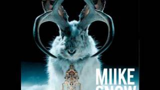 Miike Snow - Animal (Mark Ronson Remix) Thumbnail