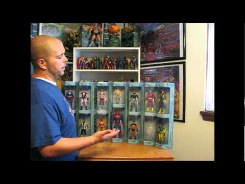 DC Universe Legion of Superheroes 12-Pack Review (PART1) by Scotty Cash