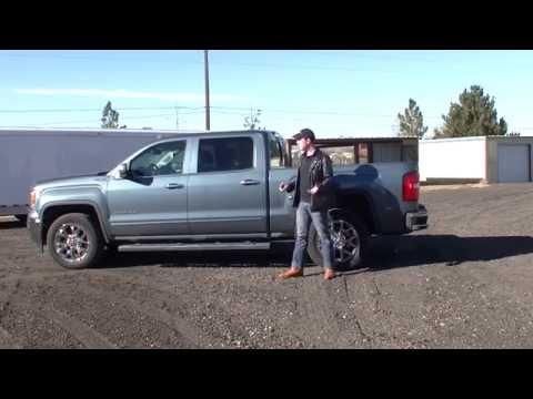 Real First Impressions Video: 2014 GMC Sierra SLT Crew Cab 4x4