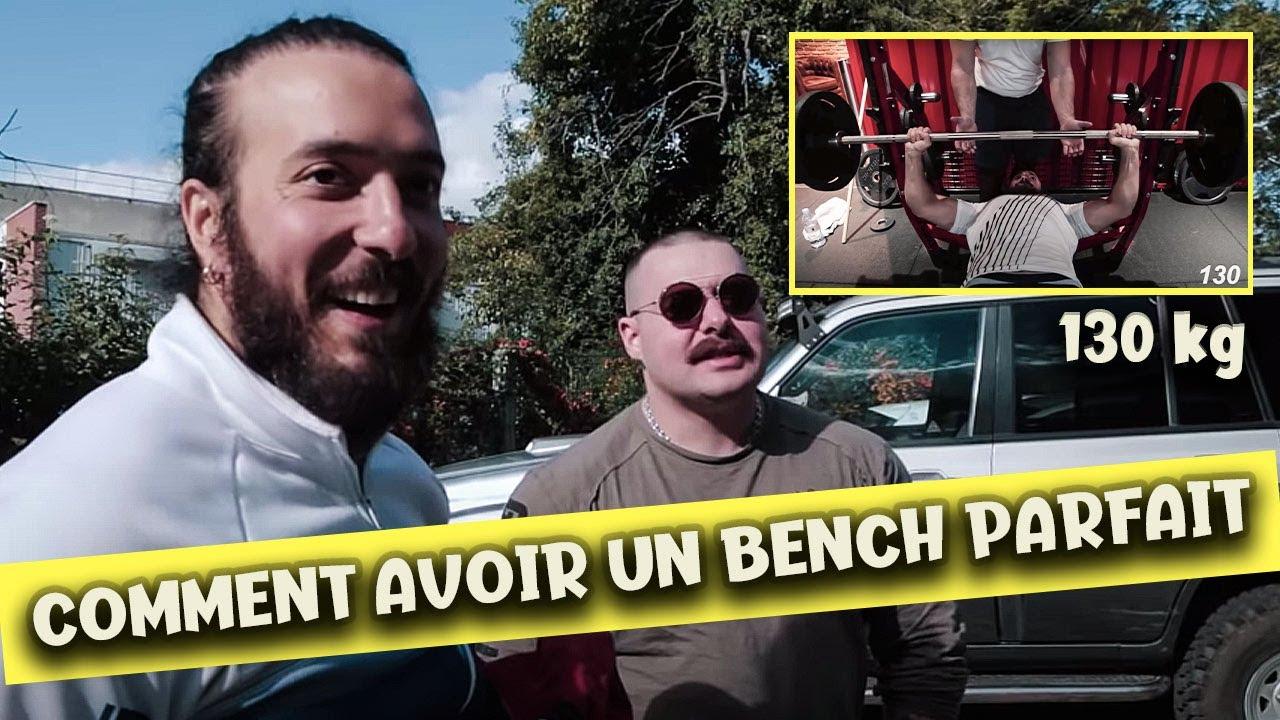 COMMENT AVOIR UN DÉVELOPPÉ COUCHÉ PARFAIT x BENCH&CIGARS