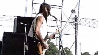 """Chris Anderson w/ Mike Kach - 1995 Sarasota Blues Festival -""""Give up on Love"""""""
