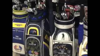 Garage goals by Ian Poulter!!