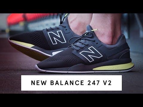 heißer Verkauf online näher an 100% Zufriedenheit New Balance 247v2