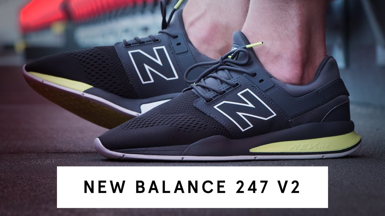 new balance passform