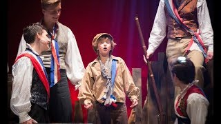 Watch Les Miserables The Second Attack death Of Gavroche video