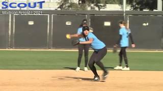 Madison Arnold 2021 Skills Video 11/17/17
