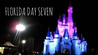 Florida Day 7 | Disney World
