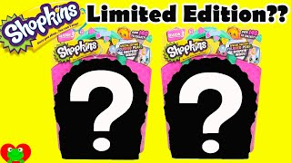 Shopkins Season 3 8 Packs Limited Edition Hunt