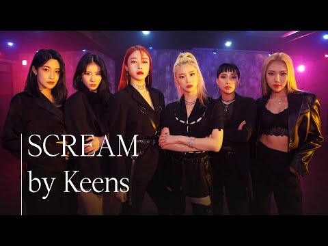 [Keens #8] Dreamcatcher - Scream Dance By Original Choreographer Cherish, Riye, Keeyeoun With ✨Keens