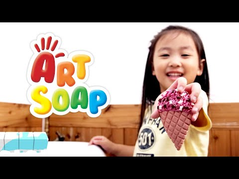 Art CP Soap Clay ADIY8PA DIY Kit
