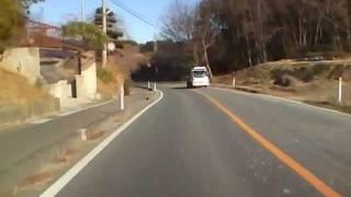 福島県道54号(20m手前で終了) 01 須賀川三春線 須賀川→三春