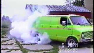 My 1977 Dodge Van
