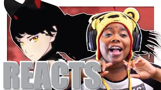 RWBY Black Trailer | Rooster Teeth Reaction | AyChristene Reacts