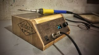 Making a Soldering Station