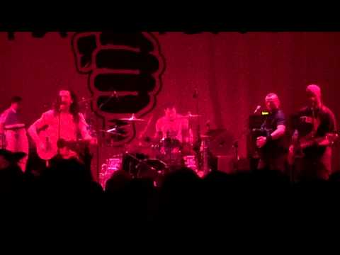 Gogol Bordello - Immigrant Punk live at the Barrymore November 12, 2015