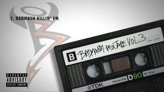 Badmash | Hindi Rap Guru | Mixtape VOL.3 | All Track List Song Demo Preview 2013