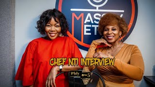 Chef, and Author, Chef Nti speaks on #StreetFoodInAfrica, using food to showcase her heritage & more