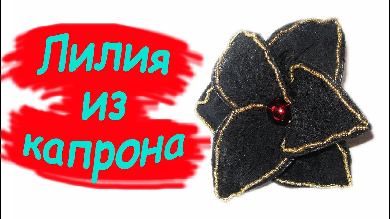 Бабочки из капроновых колготок своими руками мастер класс 77