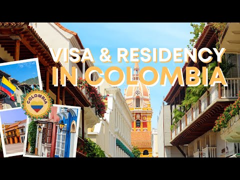 Visas And Residency In Colombia The Cancilleru00eda Cedula And More