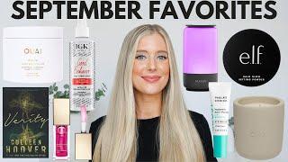 September Favorites 2021 Monthly Beauty Favorites Current Favorites 2021