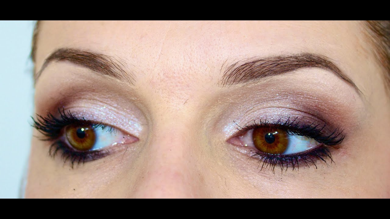 Maquillage yeux marrons facile a faire - Maquillage naturel yeux ...