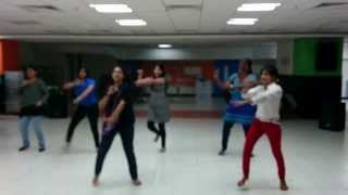 FlashMob @ Cognizant, Hyderabad - Women's Day Special